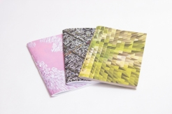 Digital pattern notebooks.